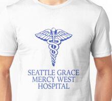 Seattle Grace Hospital Grey's Anatomy Unisex T-Shirt