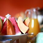 Colourful breakfast by peia