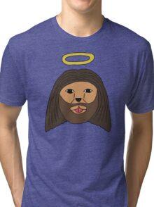 Dog Almighty Head Tri-blend T-Shirt