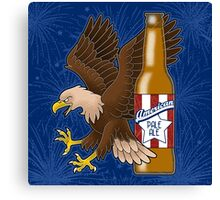 American Pale Ale Canvas Print