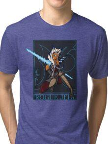 Rogue Jedi Tri-blend T-Shirt