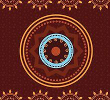 African/ Asian mix beautiful digital Artwork by digrafix