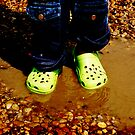 Mud Shoes by Chelsey Krause