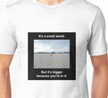 Small World Unisex T-Shirt
