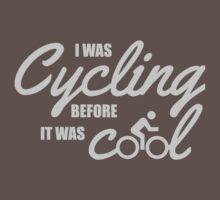 I was cycling before it was cool by nektarinchen