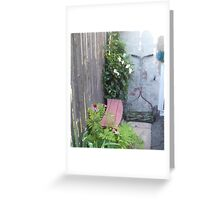 Bucolic Jersey Greeting Card