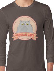 Persian Cats Long Sleeve T-Shirt