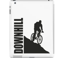 Downhill iPad Case/Skin