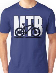 MTB - Mountainbike Unisex T-Shirt