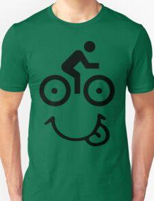 Bicycle Face T-Shirt