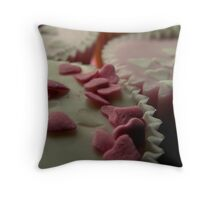 The Cogs Of Love Throw Pillow