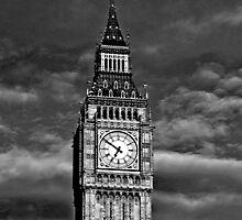 Big Ben London UK by artshop77