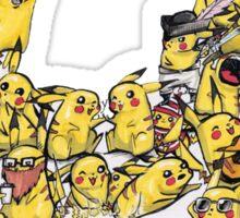 Choose a Pikachu! Sticker