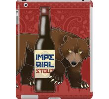 Imperial Stout iPad Case/Skin