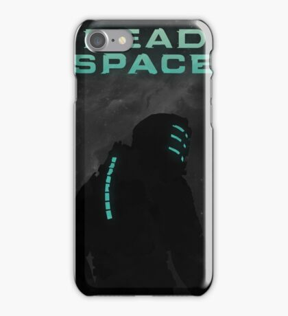 Dead Space - Minimalistic Style Art Work iPhone Case/Skin