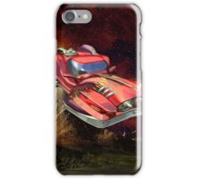 Space Vehicle  iPhone Case/Skin