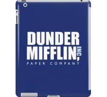 Dunder Mifflin The Office Logo iPad Case/Skin
