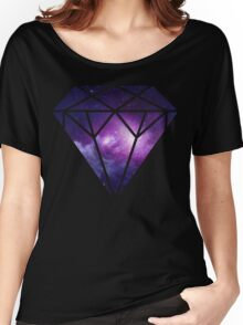 Diamond in Space Women's Relaxed Fit T-Shirt