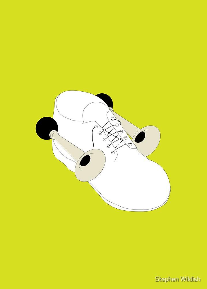 Shoe Horn by Stephen Wildish