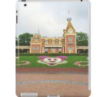 Welcome to Disneyland iPad Case/Skin