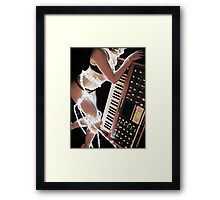 Analogue Groupie 2.1 Framed Print