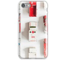 Vintage Toy Cars iPhone Case/Skin
