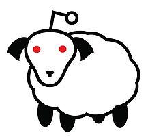REDDIT ALIEN: SHEEP by saidstevie