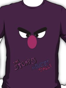 Mousey Sally (The Stomp Man) Full Face T-Shirt
