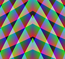 Rainbow Trap by Julie Shortridge