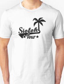 Siofok Tour Unisex T-Shirt