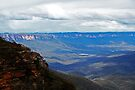 The Blue Mountains by Evita