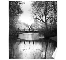 The shadow bridge Poster