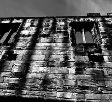 Monk Bretton Priory Gate House by mhphotographyuk