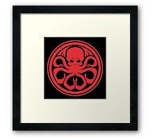 Immortal Hydra Framed Print