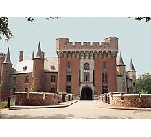Wijnendale Castle - Belgium Photographic Print