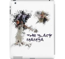 Kobe - The Black Mamba iPad Case/Skin