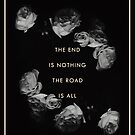 The Road Is All by GalaxyEyes