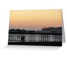 (i f3L iN loVe) b3cAus3 oF yOu Greeting Card