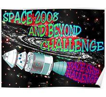 SPACESHIP CHALLENGE Poster