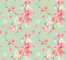 Spring Time in Floral style by Anna Sivak