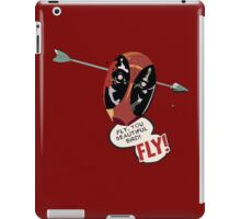 Fly You Beautiful Bird iPad Case/Skin