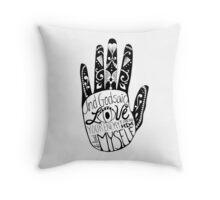 Love Myself Throw Pillow