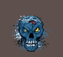 BRAIN DEAD blue T-Shirt