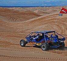 Dune Buggy Ride by Barbara Manis