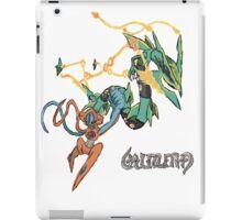 Owain's Deoxys & Mega Rayquaza iPad Case/Skin