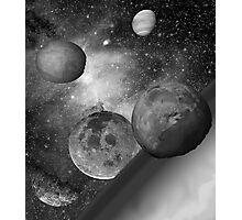 Galactic Junkyard Photographic Print