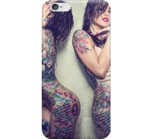 Wet Nikki Nichole iPhone Case/Skin