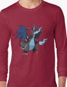 Kelly's Mega Charizard X Long Sleeve T-Shirt