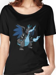 Kelly's Mega Charizard X Women's Relaxed Fit T-Shirt