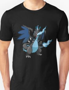 Kelly's Mega Charizard X Unisex T-Shirt